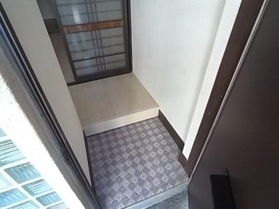 【玄関】すみれマンション
