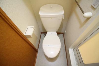 【トイレ】アロンジェ