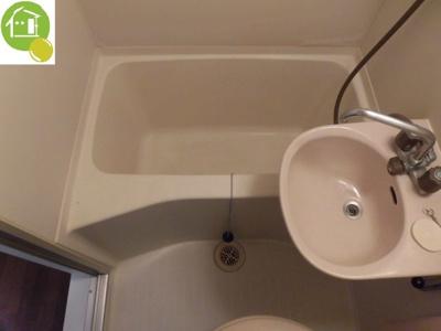 【浴室】ミヤラフラッツ