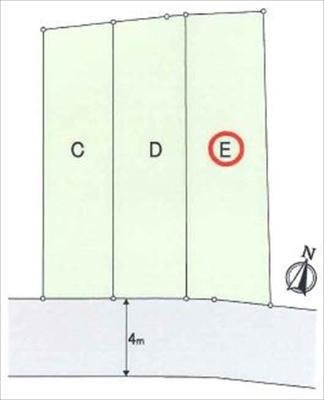 E号地になります。