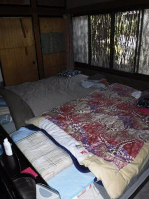 【寝室】南アルプス市飯野中古戸建住宅
