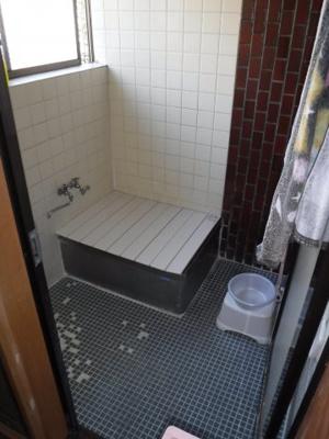 【浴室】南アルプス市飯野中古戸建住宅