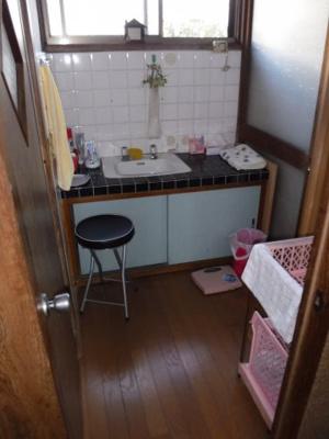 【独立洗面台】南アルプス市飯野中古戸建住宅