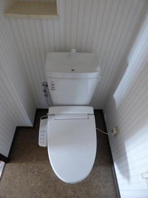 【トイレ】サーラシティ佐鳴台