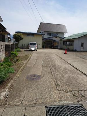 【外観】米沢市成島町3丁目 土地