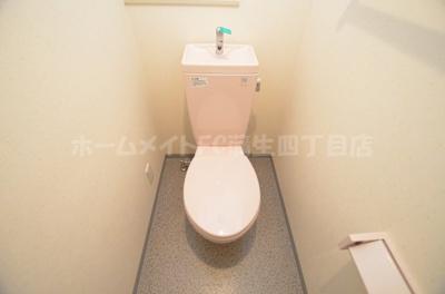 【トイレ】プラシード大宮