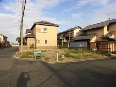 【外観】大津市雄琴5丁目16-52 売土地