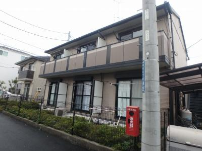 専修大学が近くて学生さんにおすすめの2階建てアパート♪小田急線「向ヶ丘遊園」駅より徒歩圏内です☆