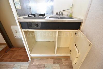 【キッチン】パシフィックヴィラ清水