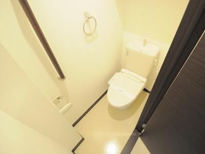 【トイレ】クレイノキャロットハウス