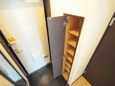 【玄関】クレイノキャロットハウス