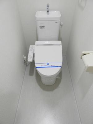 【トイレ】ノーブルスクエアシンマチ
