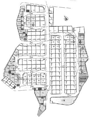 【区画図】大平2丁目 分譲150区画83号地