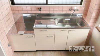 【キッチン】ガーデンハイツ