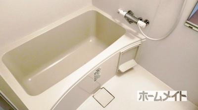 【浴室】ガーデンハイツ