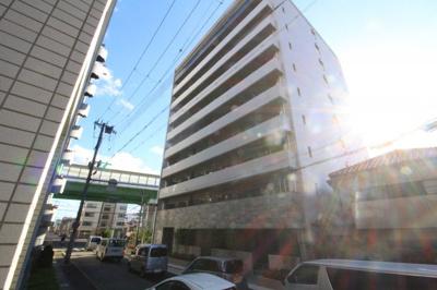 【外観】レジュールアッシュ神戸グランフィール