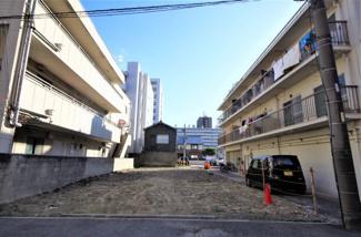 整形地 更地渡し!上飯田駅から徒歩2分!