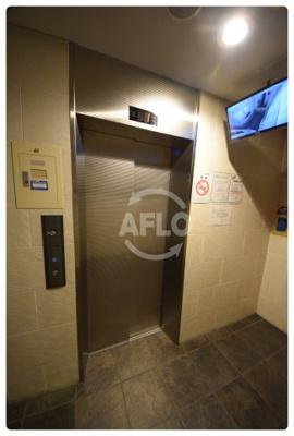 ラナップスクエア四天王寺 エレベーター