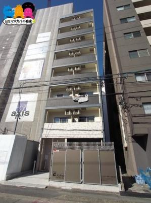 【外観】ワイズタワー新栄