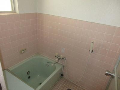 【浴室】須磨区妙法寺 中古戸建