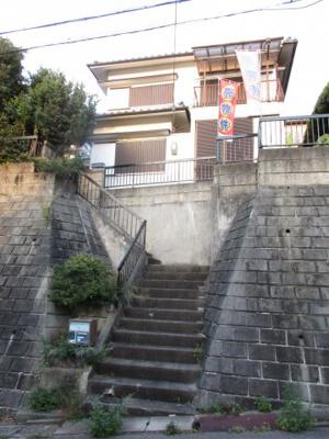 【外観】須磨区妙法寺 中古戸建