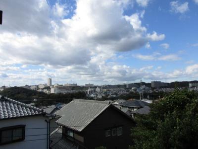 【展望】須磨区妙法寺 中古戸建