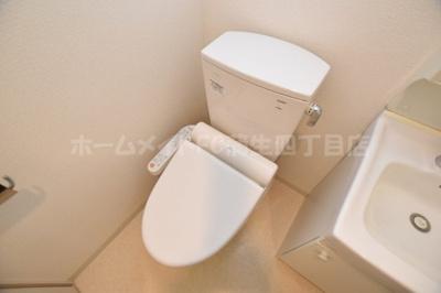 【トイレ】エステムプラザ大阪城パークフロント
