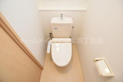 【トイレ】シャラロステ