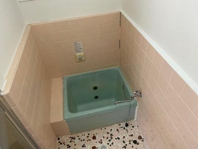 【浴室】岡本コーポ
