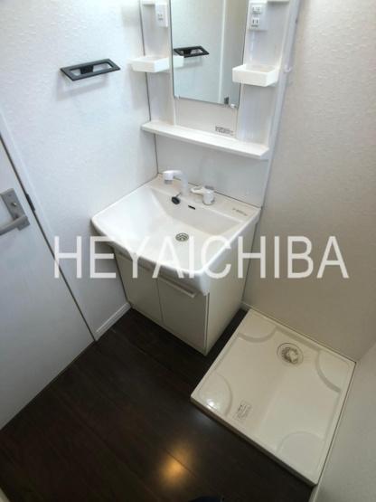 【洗面所】金太郎ヒルズ243松が谷