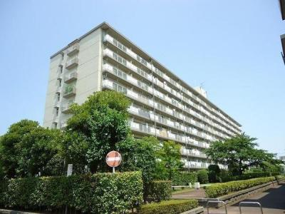【外観】新松戸ユーカリパークハウスC棟