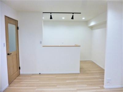 【キッチン】新松戸ユーカリパークハウスC棟