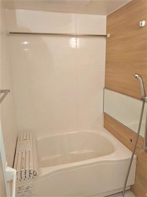 【浴室】新松戸ユーカリパークハウスC棟