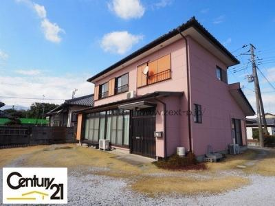【外観】伊勢崎市馬見塚町 中古一戸建てオーナーチェンジ
