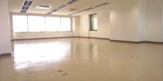 約35坪で広々明るい部屋!