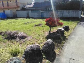 【前面道路含む現地写真】高崎市浜尻町売地