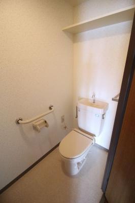 【トイレ】シティ南落合