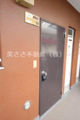 【玄関】モナークハラ