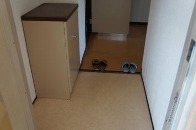 【玄関】グリーンライフ安芸
