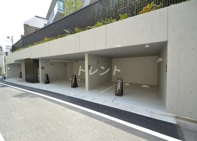 【駐車場】代々木の杜 緑邸