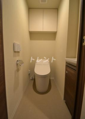 【トイレ】代々木の杜 緑邸