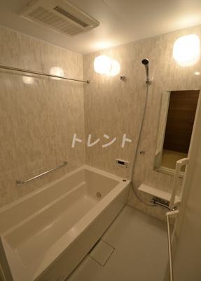 【浴室】代々木の杜 緑邸