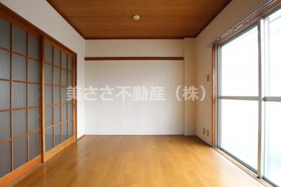 【洋室】栄コーポ