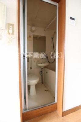 【浴室】栄コーポ