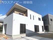岐阜市中 新築建売 全4棟 18帖以上の広々空間 駐車場3台可能! WIC・SIC・パントリー付き!の画像