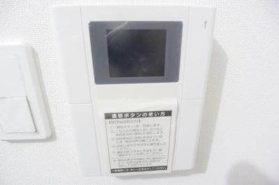 【セキュリティ】ラ・フォーレ松ヶ枝町Ⅲ