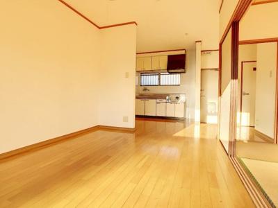 【居間・リビング】サワサキアパート