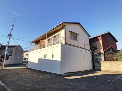 【外観】サワサキアパート