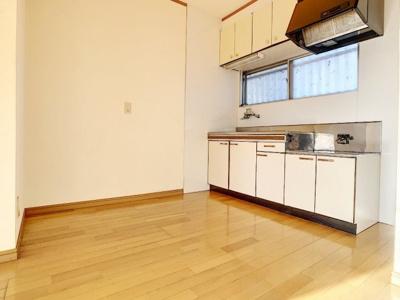 【キッチン】サワサキアパート