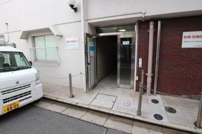【エントランス】メゾン茨木西駅前